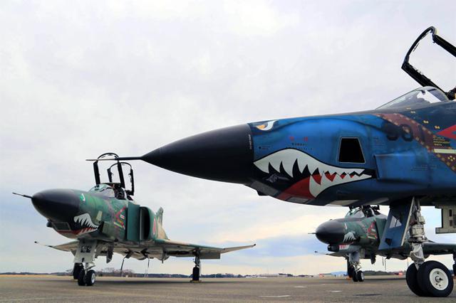 画像2: 偵察航空隊 59年の歴史に幕|空自百里基地