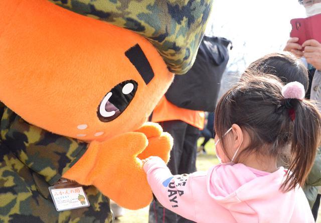 画像1: 「こおるどフェスタ」を支援、自衛隊PR|和歌山地本