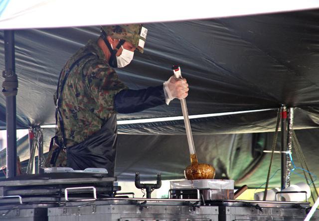 画像11: 武道競技総合8連覇、炊事競技でも優勝|陸自対馬警備隊