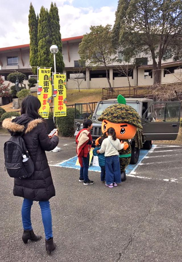 画像6: 「こおるどフェスタ」を支援、自衛隊PR|和歌山地本