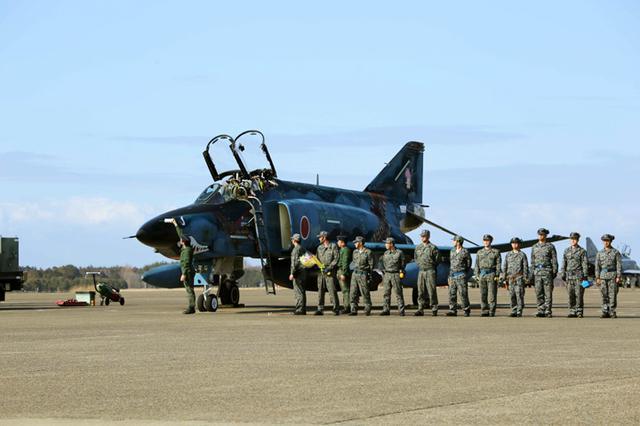 画像2: 偵察航空隊飛行訓練終了セレモニー