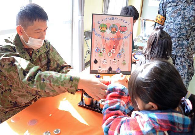 画像4: 「こおるどフェスタ」を支援、自衛隊PR|和歌山地本