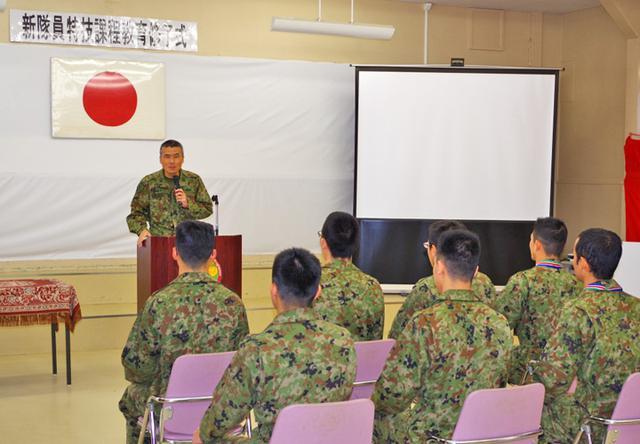 画像5: 新隊員7人が特技課程修了|金沢駐屯地