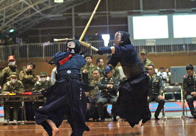 画像3: 武道競技総合8連覇、炊事競技でも優勝|陸自対馬警備隊