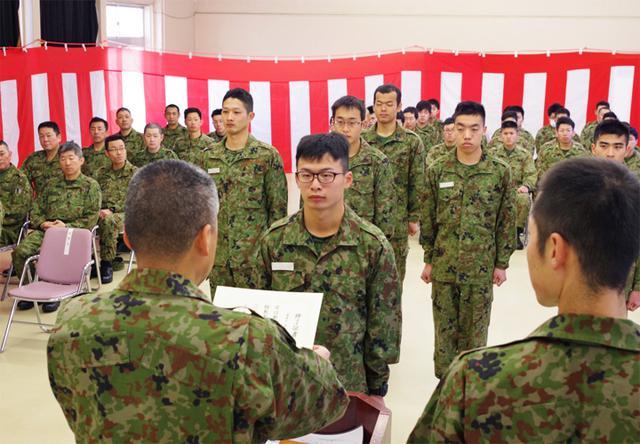 画像3: 新隊員7人が特技課程修了|金沢駐屯地