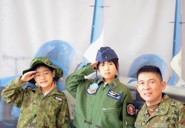 画像3: 「こおるどフェスタ」を支援、自衛隊PR|和歌山地本