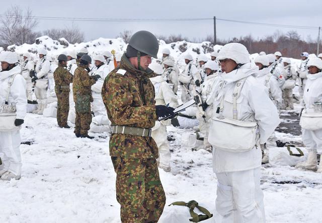 画像3: 積雪寒冷地での戦闘力 72戦闘団訓練検閲|陸自7師団