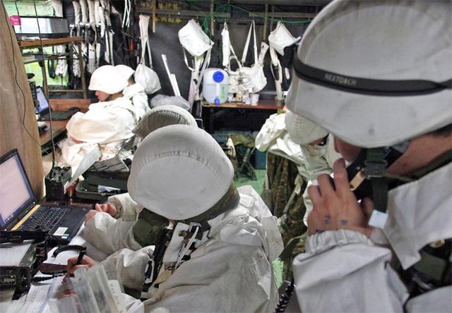 画像11: 積雪寒冷地での戦闘力 72戦闘団訓練検閲|陸自7師団