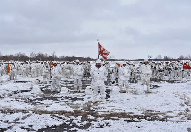画像2: 積雪寒冷地での戦闘力 72戦闘団訓練検閲|陸自7師団