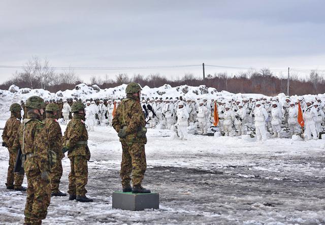 画像6: 積雪寒冷地での戦闘力 72戦闘団訓練検閲|陸自7師団