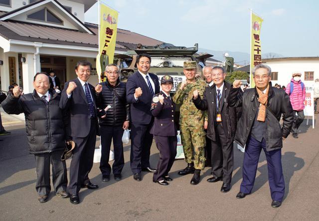 画像3: 自衛隊のまちー「京町二日市」で自衛隊PR|えびの駐屯地