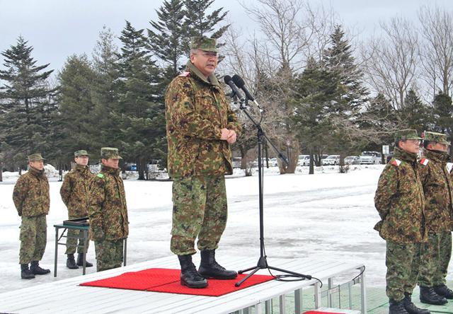 画像13: 積雪寒冷地での戦闘力 72戦闘団訓練検閲|陸自7師団