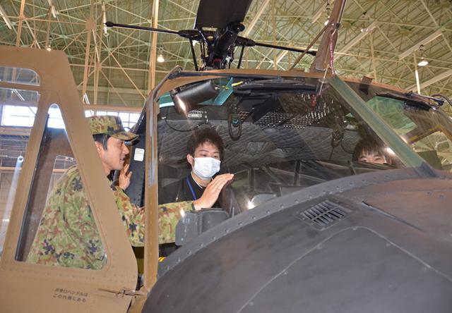 画像3: 合格者57人が陸海空自 部隊研修|佐賀地本