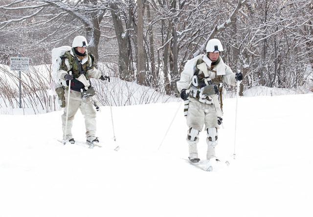 画像10: 積雪寒冷地での戦闘力 72戦闘団訓練検閲|陸自7師団