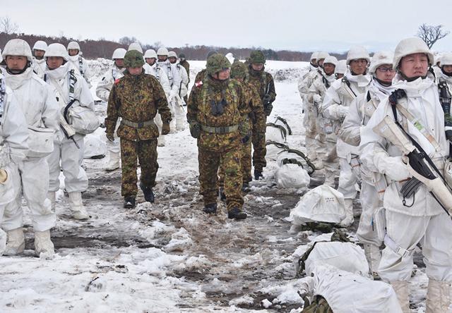 画像4: 積雪寒冷地での戦闘力 72戦闘団訓練検閲|陸自7師団