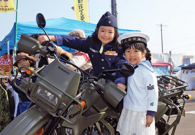 画像4: 自衛隊のまちー「京町二日市」で自衛隊PR|えびの駐屯地