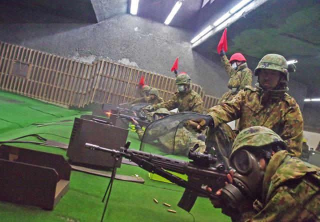 画像4: 戦技・後方競技会に隊員270人|海田市駐屯地