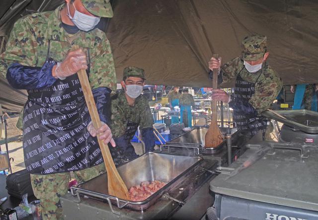 画像9: 戦技・後方競技会に隊員270人|海田市駐屯地