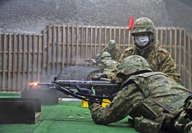 画像1: 戦技・後方競技会に隊員270人|海田市駐屯地