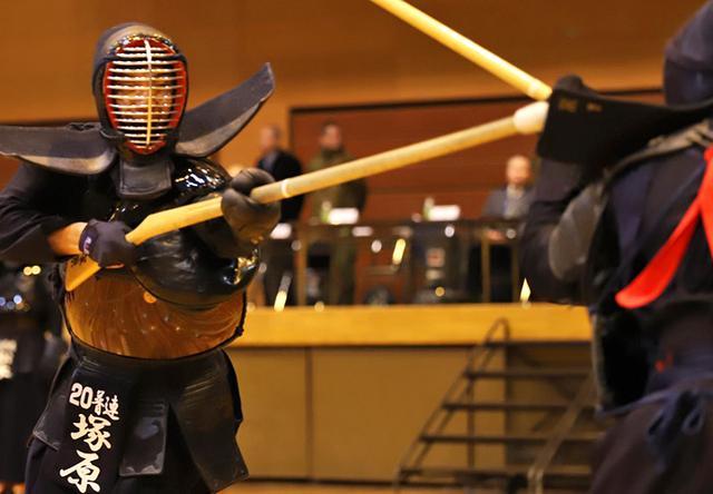 画像2: 銃剣道競技会で団結力発揮|神町駐屯地