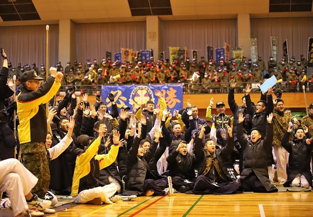 画像3: 銃剣道競技会で団結力発揮|神町駐屯地
