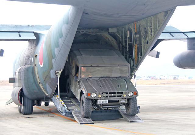 画像5: 東海地震想定し大規模訓練|陸自14旅団