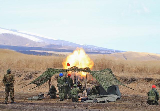 画像7: 34普連が東方戦闘射撃等競技会に参加|板妻駐屯地