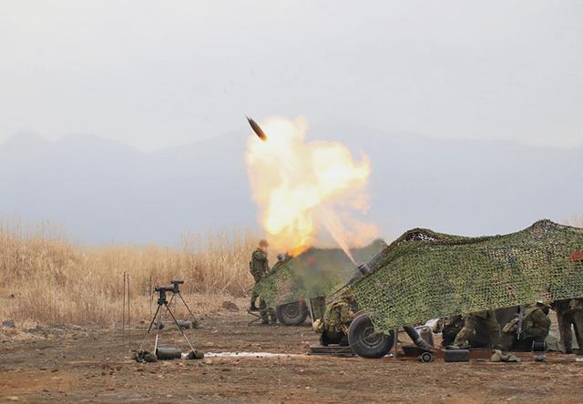 画像8: 34普連が東方戦闘射撃等競技会に参加|板妻駐屯地