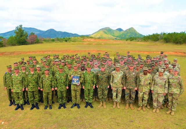 画像3: 日米射撃競技会 51普連3中隊の分隊が優勝|陸自15旅団