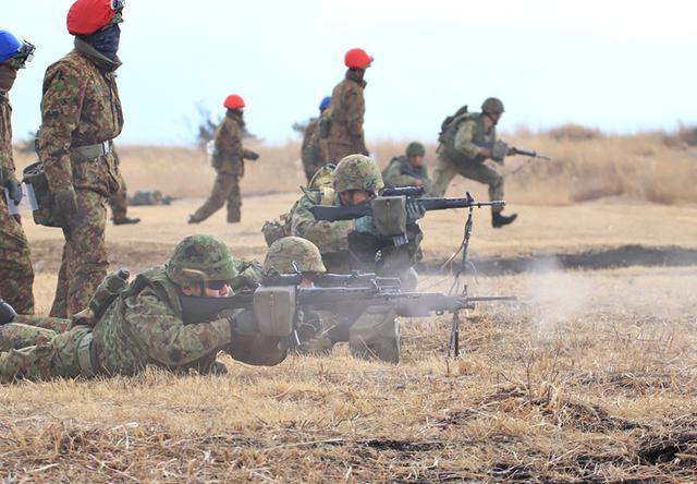 画像2: 34普連が東方戦闘射撃等競技会に参加|板妻駐屯地