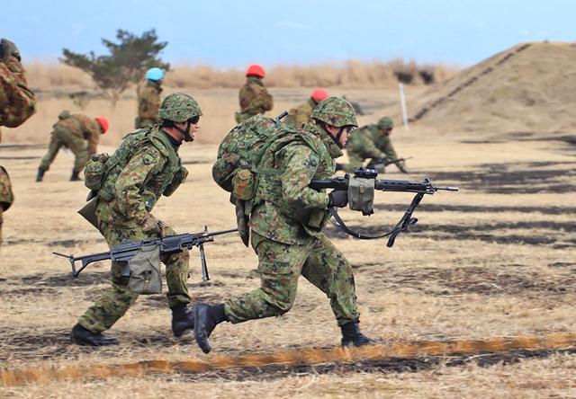 画像1: 34普連が東方戦闘射撃等競技会に参加|板妻駐屯地