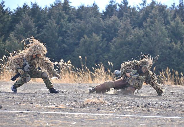 画像4: 34普連が東方戦闘射撃等競技会に参加|板妻駐屯地