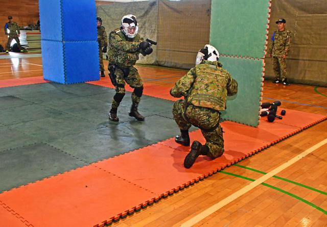 画像3: 37人、新たな部隊格闘指導官に|都城駐屯地