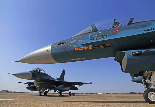 画像8: 空自3飛行隊、7空団に隷属替え|空自百里基地