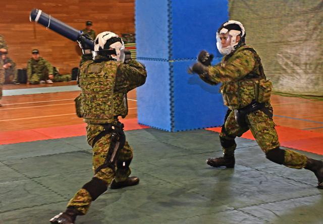 画像2: 37人、新たな部隊格闘指導官に|都城駐屯地