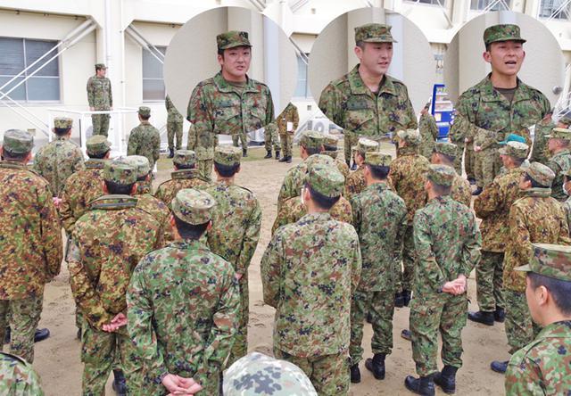 画像7: 47普連 3人の3陸尉が初級幹部に任官|海田市駐屯地