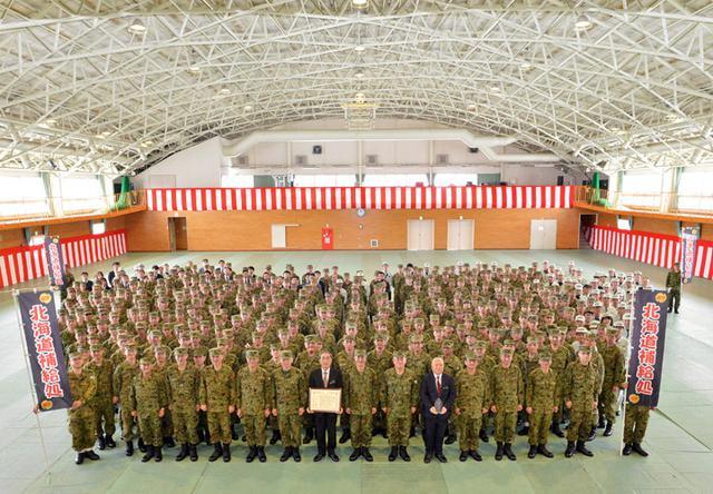画像6: 北方総監が初度視察、隊員と懇談|陸自北海道補給処