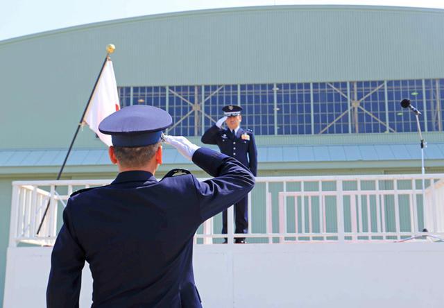 画像2: 空自3飛行隊、7空団に隷属替え|空自百里基地