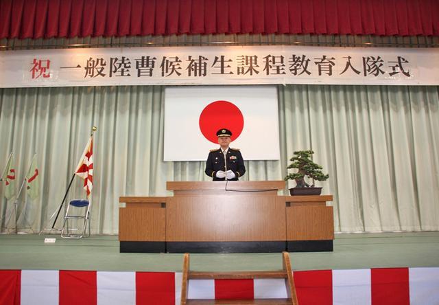 画像5: 「生涯の絆を」陸曹候補生86人入隊|福岡駐屯地