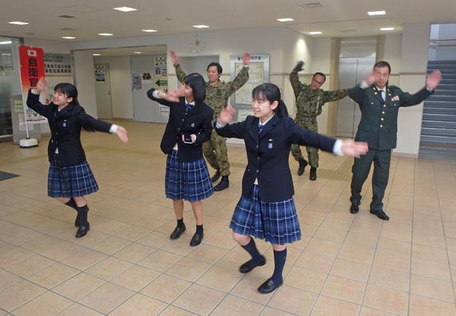 画像3: 種子島PR動画に「パプリカ」ダンスで協力|鹿児島地本