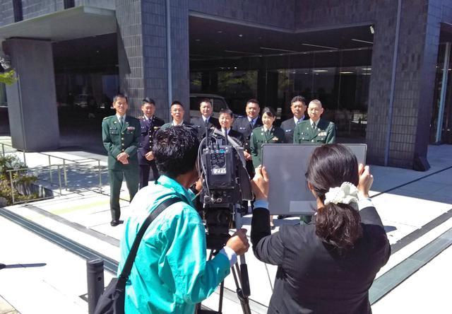 画像3: CM動画で自衛官募集アピール|滋賀地本