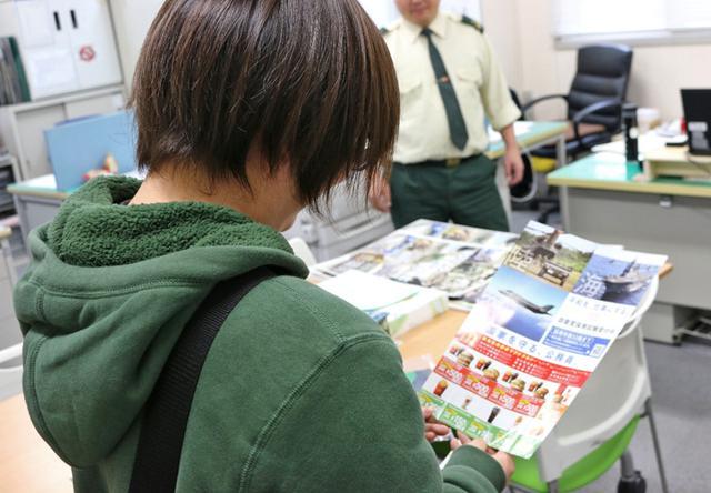画像3: 自衛官募集チラシ、クーポン付きが好評|旭川地本