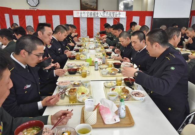 画像4: 「社会人としての責務を」自衛官候補生入隊式|釧路駐屯地