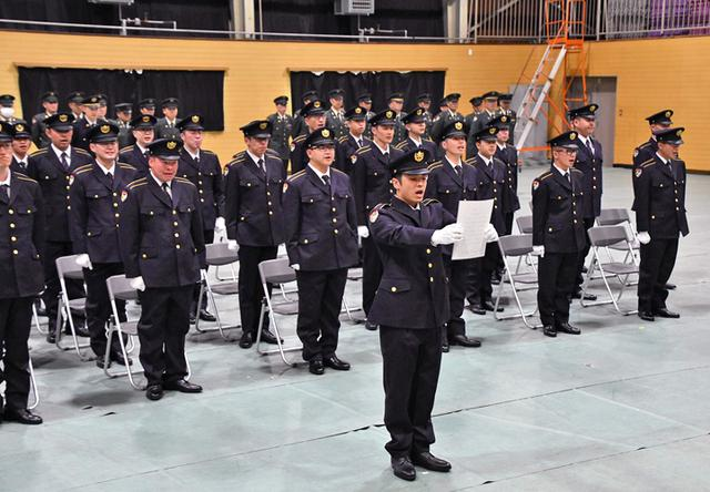 画像2: 「社会人としての責務を」自衛官候補生入隊式|釧路駐屯地
