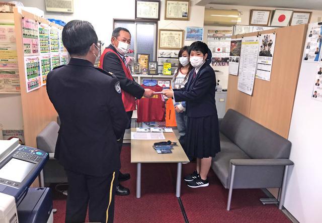画像2: 天草から女性初 航空学生に合格|熊本地本