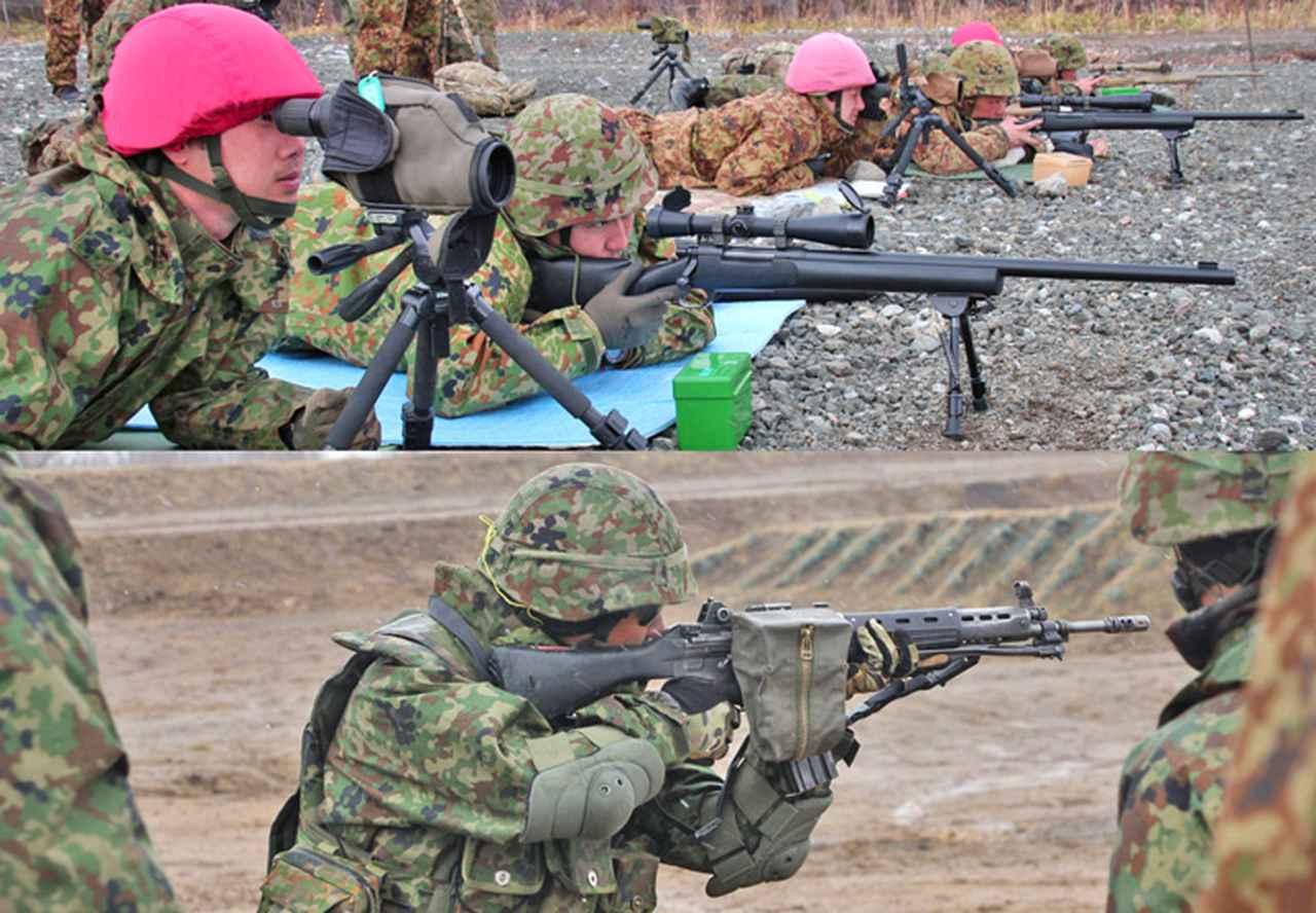 画像5: 連隊野営 射撃能力の向上図る 名寄駐屯地