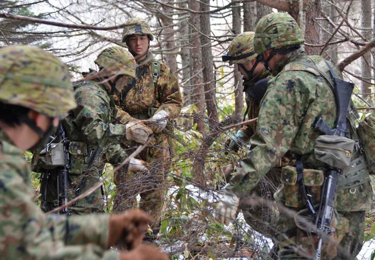 画像7: 連隊野営 射撃能力の向上図る 名寄駐屯地