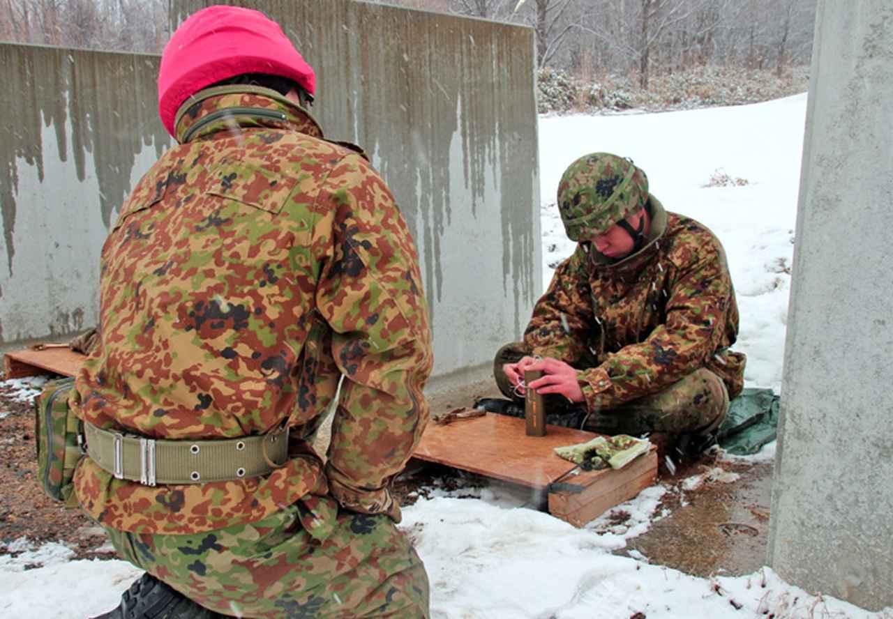 画像3: 連隊野営 射撃能力の向上図る 名寄駐屯地