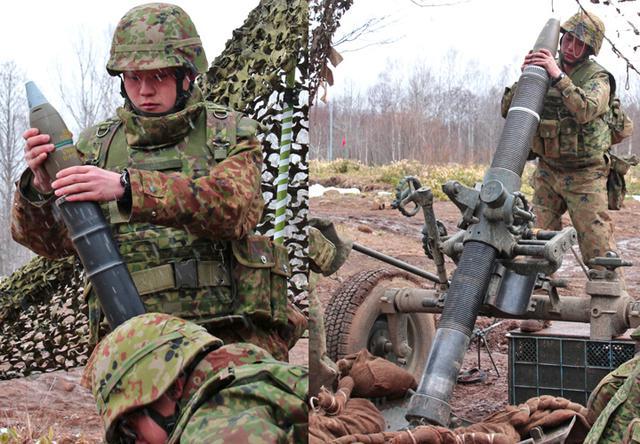 画像2: 連隊野営 射撃能力の向上図る|名寄駐屯地