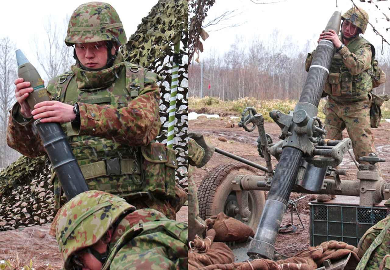 画像2: 連隊野営 射撃能力の向上図る 名寄駐屯地